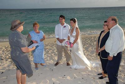 Truly International Wedding in Grand Cayman - image 4