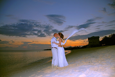 This Seven Mile Beach Bride gets her wish! - image 2