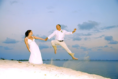 This Seven Mile Beach Bride gets her wish! - image 1
