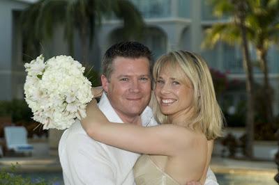 Canadian Couple Enjoy their Governor's Beach Wedding - image 3
