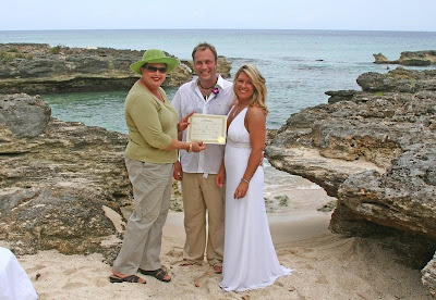 Cruise Wedding at My Secret Cove - image 3