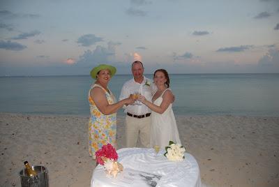 Awesome Cayman Sunset Wedding! - image 3