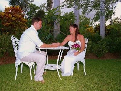 Queen Elizabeth II Botanic Park Wedding - image 3
