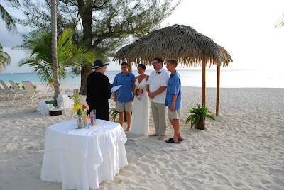 Wedding Renewal Vows on Sand Ceremony  Wedding Vow Renewal  Grand Cayman     Simply Weddings