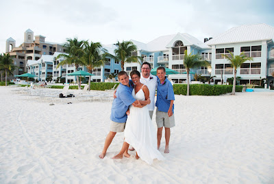 Sand Ceremony, Wedding Vow Renewal, Grand Cayman - image 11