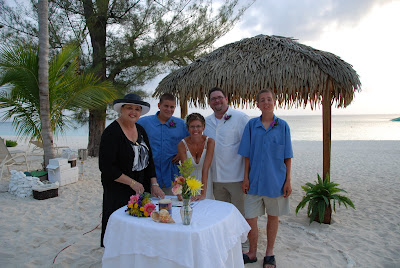 Sand Ceremony, Wedding Vow Renewal, Grand Cayman - image 10