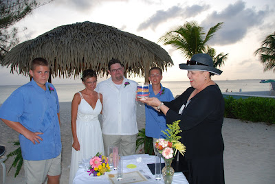 Sand Ceremony, Wedding Vow Renewal, Grand Cayman - image 9