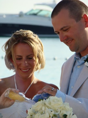 Ritz-Carlton Beach Wedding for New Jersey Couple - image 6