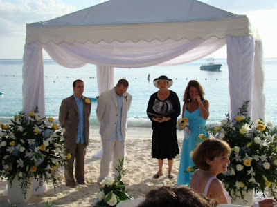 Ritz-Carlton Beach Wedding for New Jersey Couple - image 4