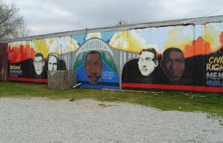civil rights mural