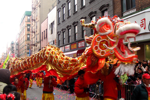 Frisco Kids: Chinese New Year in SF Bay Area with Kids
