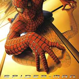 Spider-Man (2002) logo