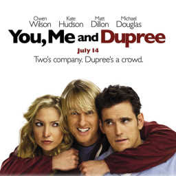 You, Me and Dupree logo