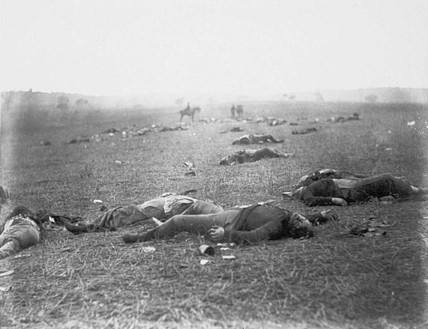 of battle of gettysburg the bloodiest battle of the civil war and