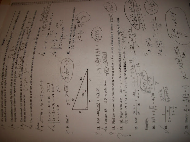 20+ Saxon Algebra 2 Answer Key Pictures and Ideas on STEM