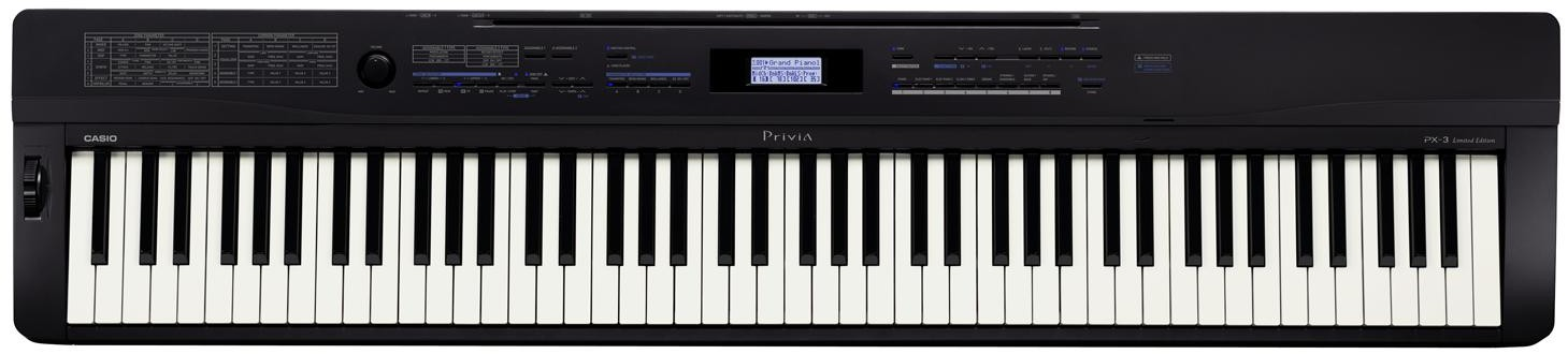 az piano reviews casio px3 digital piano pro midi controller performance keyboard just 799. Black Bedroom Furniture Sets. Home Design Ideas