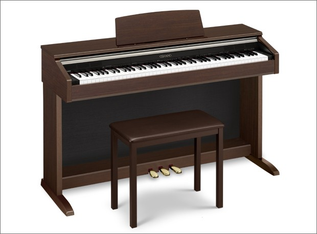 Az piano reviews new digital pianos where are the for Korg or yamaha digital piano