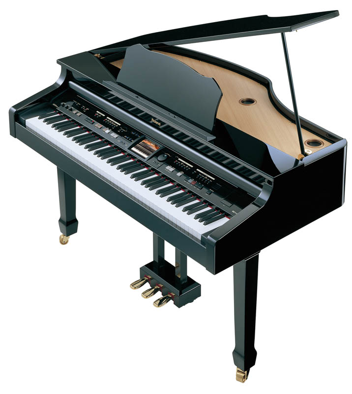 Az piano reviews digital pianos on amazon lower prices for Piano yamaha price list