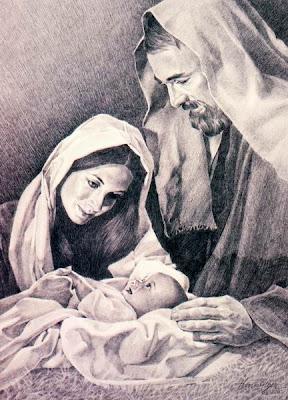 Resultado de imagem para Eis que uma virgem conceberá e dará à luz um filho