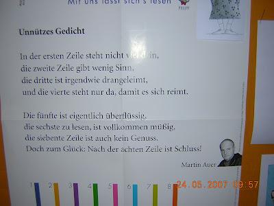 Gemeinsam Sind Wir Bärenstark Martin Auer Lesung