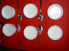 Cuajada en el Restaurante del Guggenheim Bilbao 2005