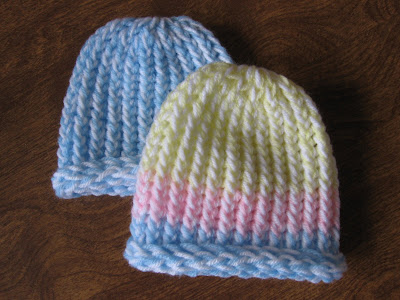 Boye Knitting Patterns : BOYE LONG LOOM BABY BLANKET PATTERN Sewing Patterns for Baby