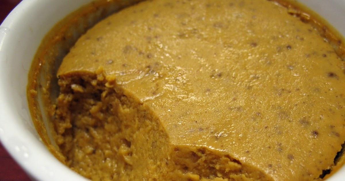 Cave Cibum: Pumpkin Custard