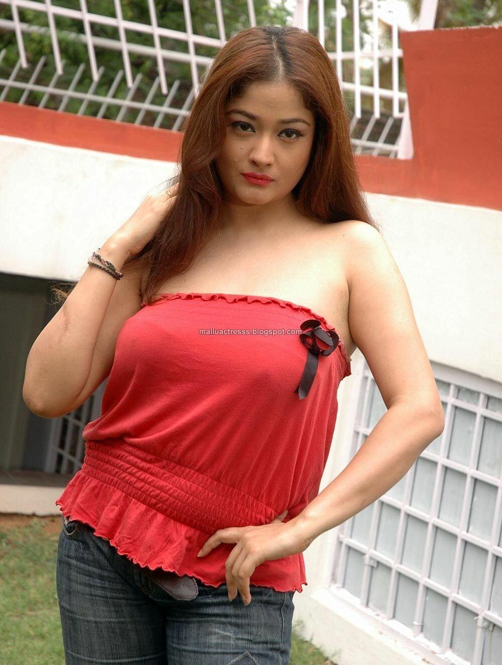 Malayalam Actress Kiran Rathod Latest Hot Photo Gallery-7551