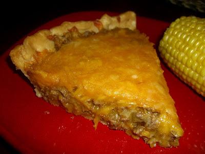 Cheeseburger Pie Crust