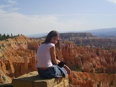Ashley at Bryce Canyon