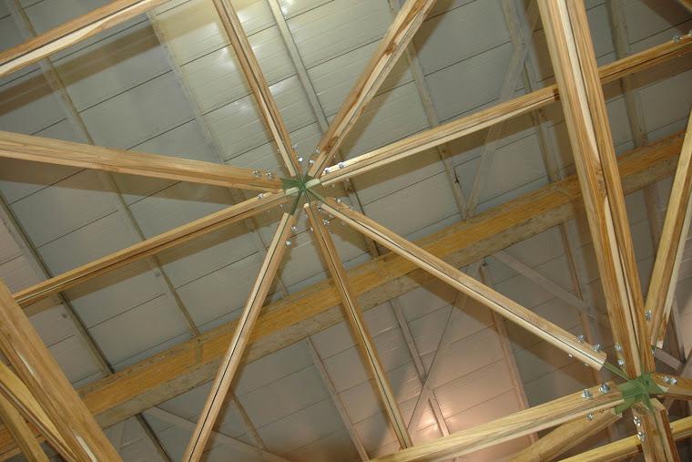 Estructura con Tablilla de Deck