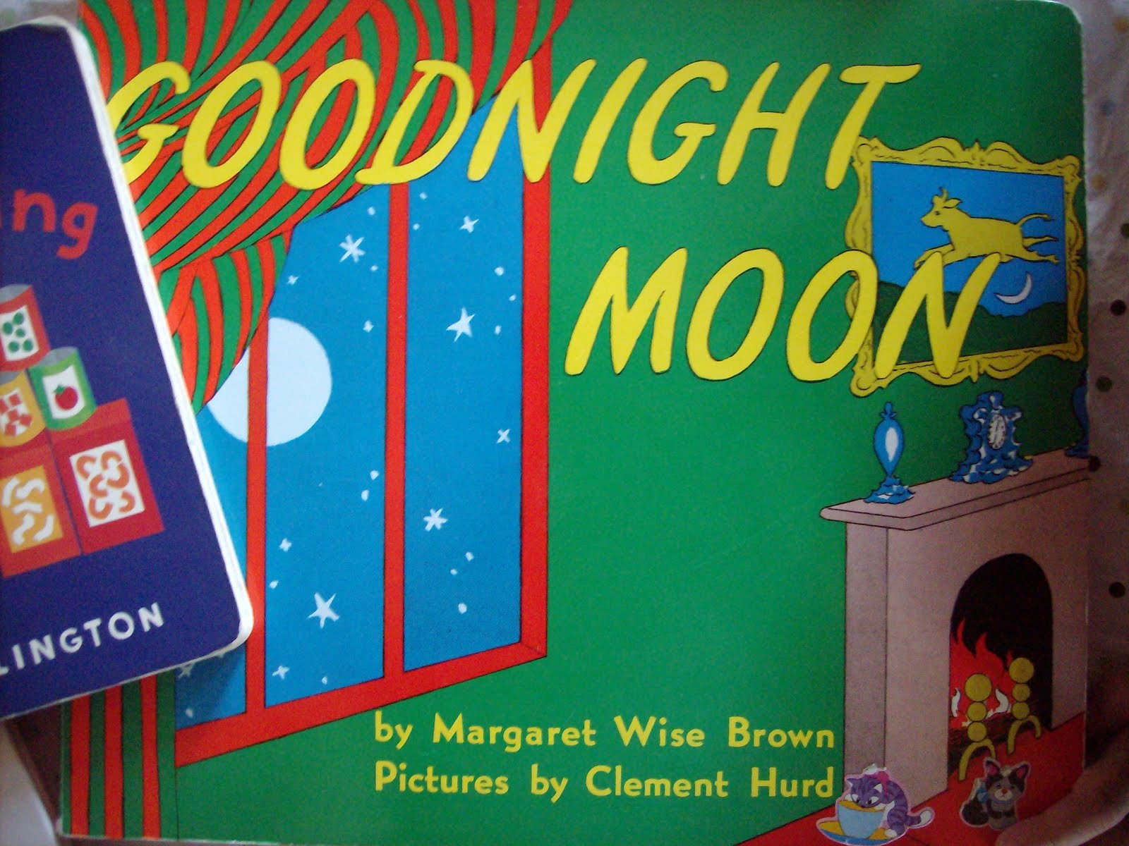 coloring pages goodnight moon - photo#39