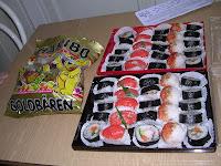 Sushi - made by mamusa