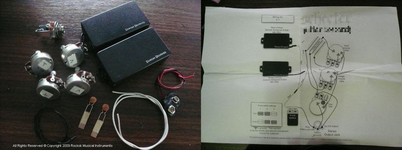 Emg Solderless Wiring Diagram 2 Pickups In Addition Emg Solderless