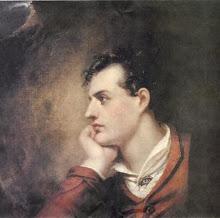 """Lord Byron - """"Uma taça feita de um crânio humano"""""""