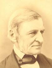 """Ralph Waldo Emerson -1803-1882: """"Insiste em ti mesmo; não imites!"""""""