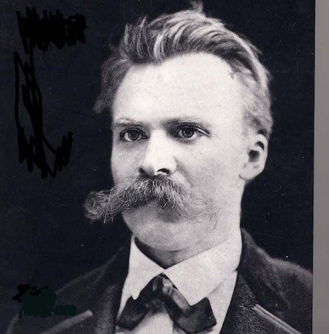 Nietzsche 1844 -1900 - Vontade de Poder