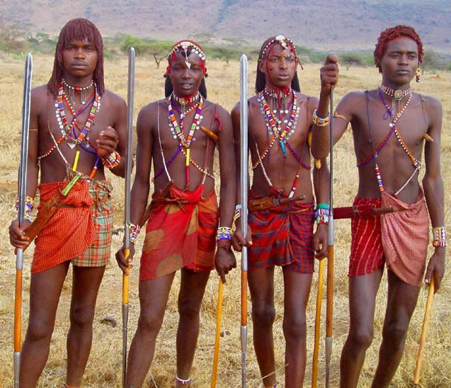 Ordinary Fashionistas: The Allure Of The Maasai