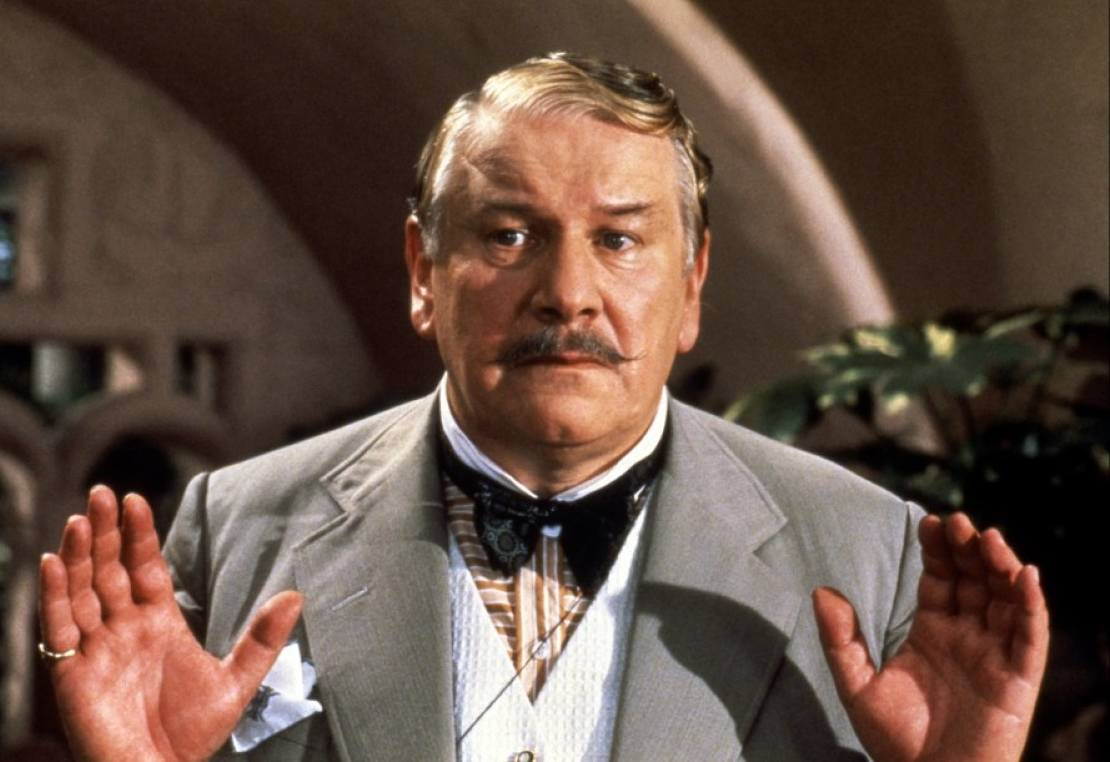 Peter Ustinov Poirot