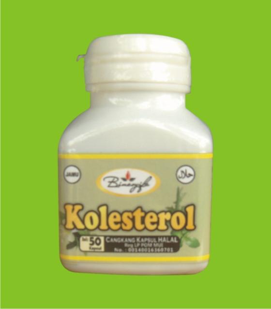 TOKO HERBAL: Kapsul Kolesterol