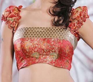 blouse neck patterns