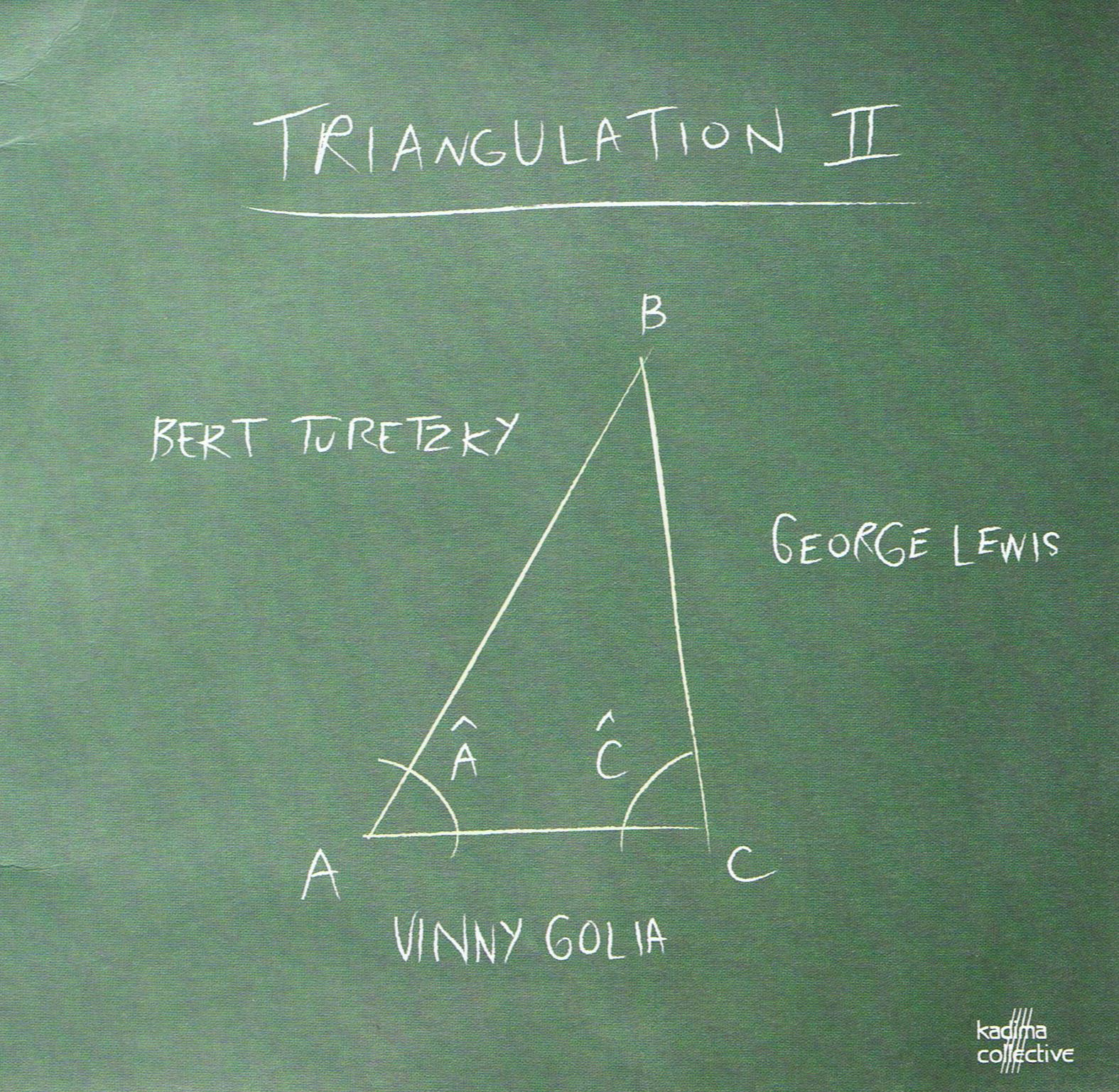 January 2011 The Free Jazz Collective Guitar Wiring Blog Diagrams And Tips Triangulation Ii Kadima 30 2010