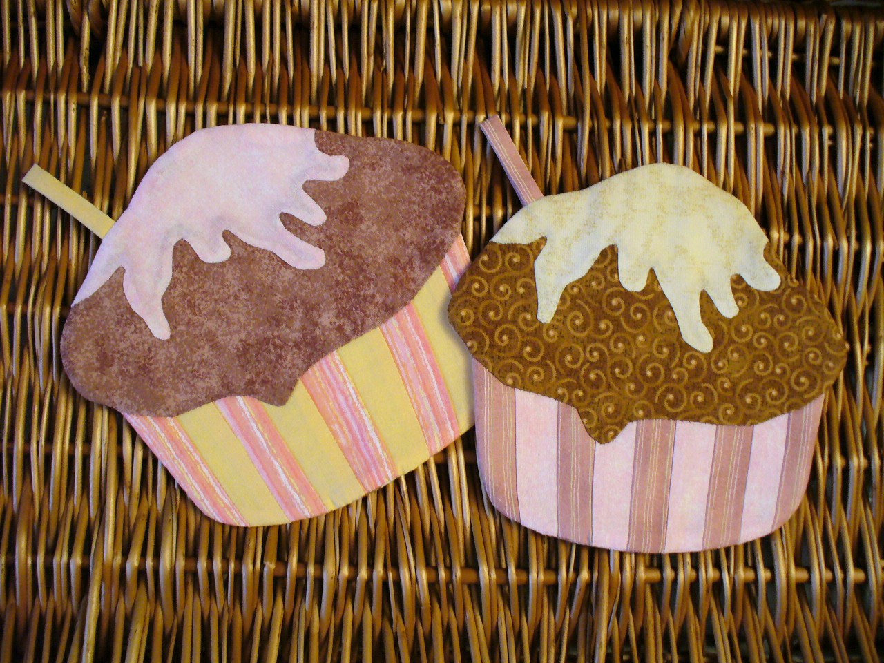 Patchwork And Stitchery Garden Muffins