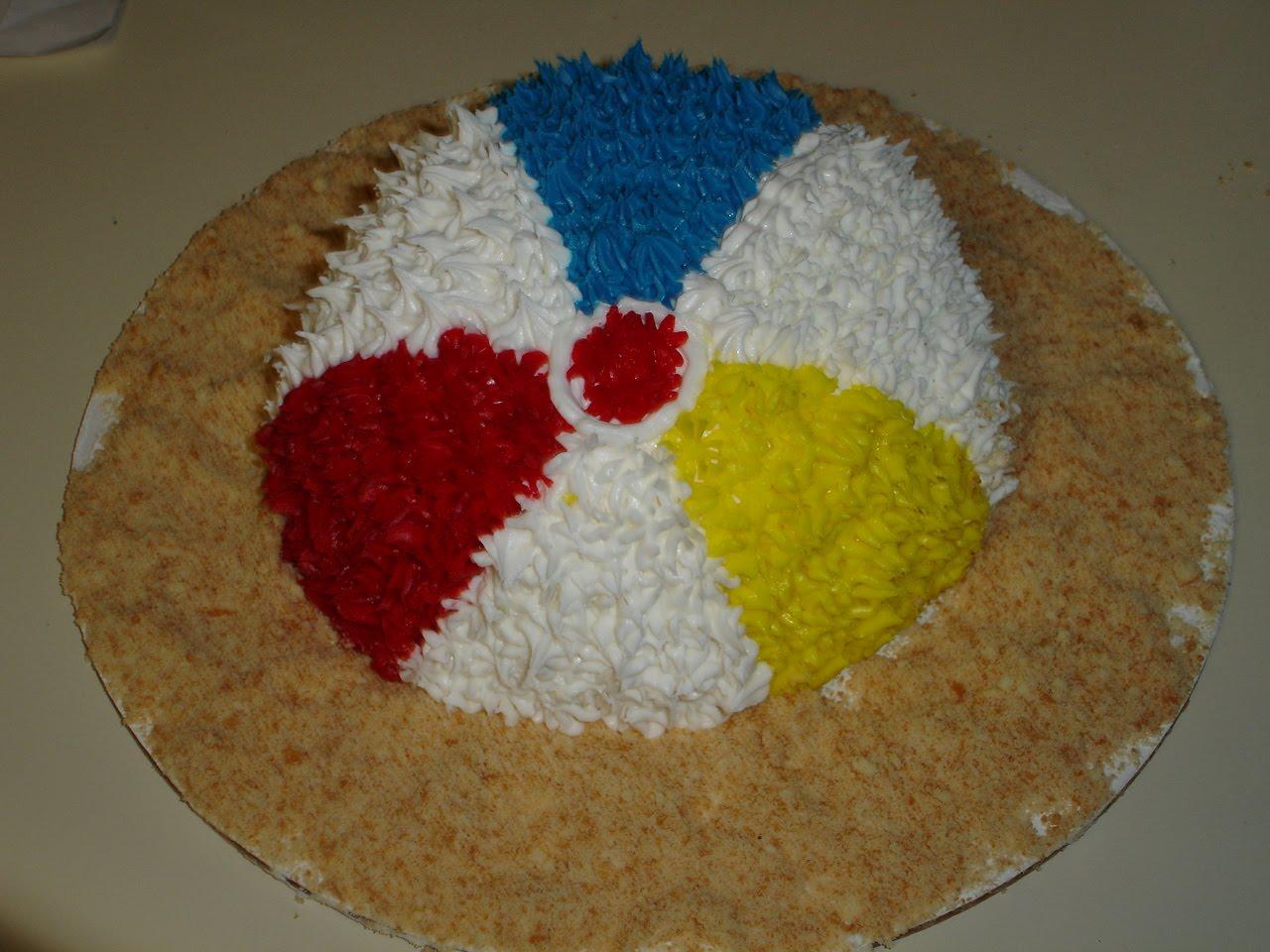 The Sugar Shack: Beach Ball Cake