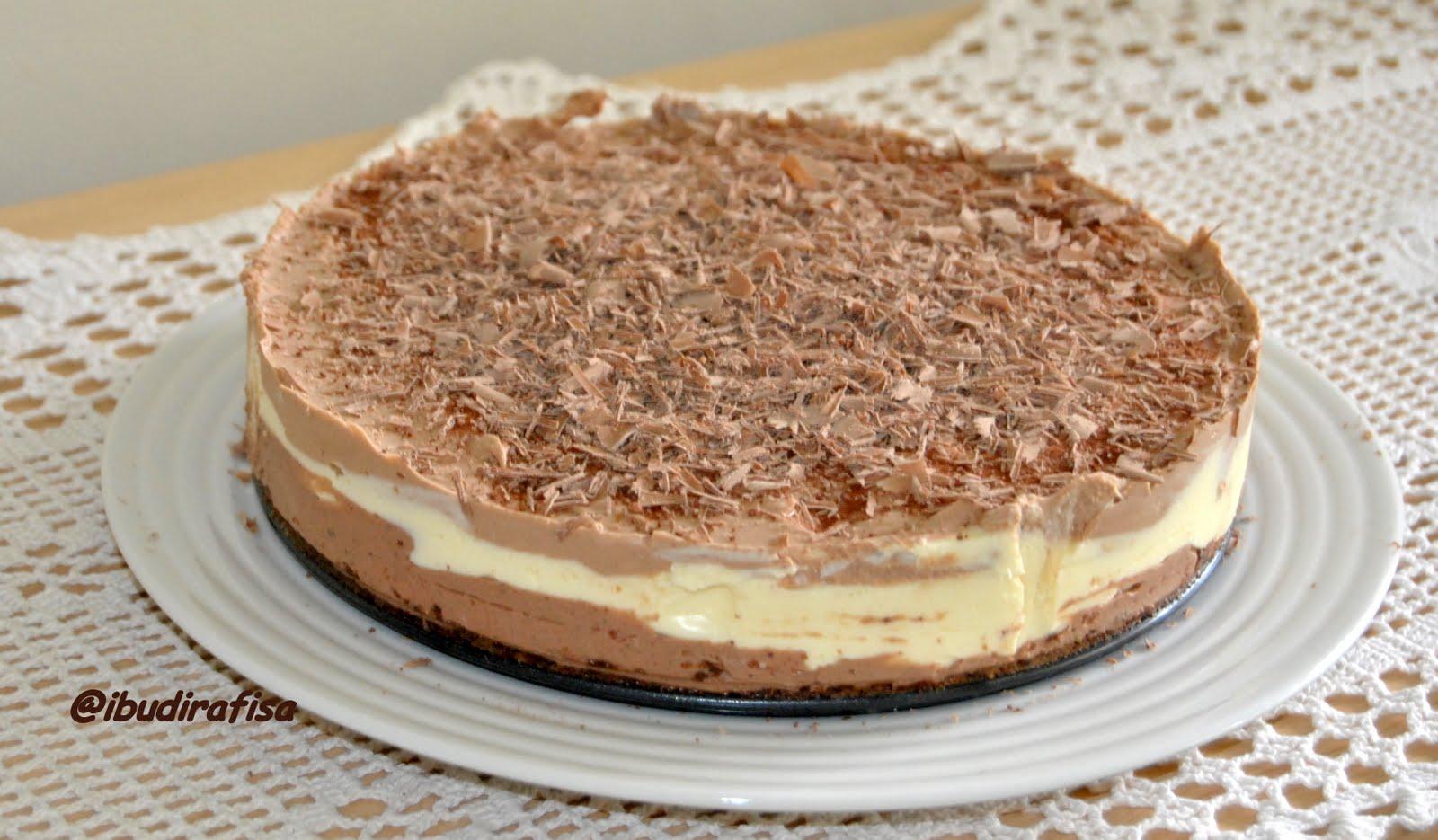 Kraft Triple Chocolate Cake
