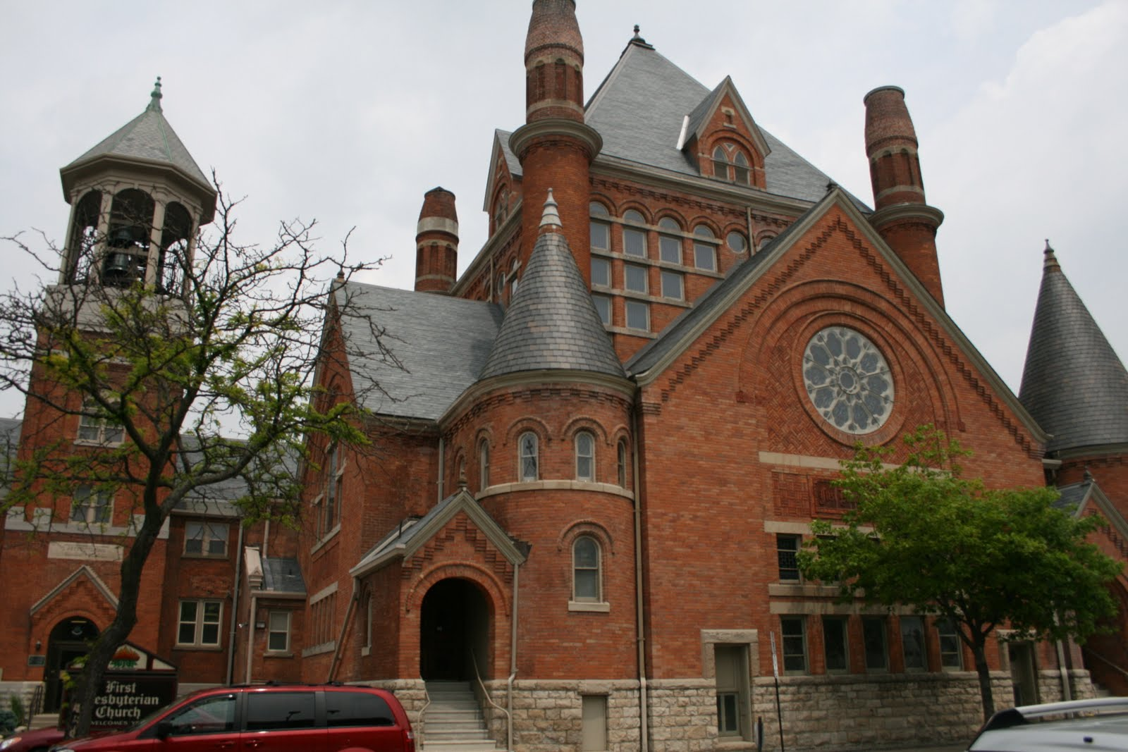 Canadian Architecture Speaks: Chatham's Downtown Churches