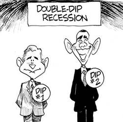 The Mud Report: Double Dip Recession? Don't Worry, Be Happy