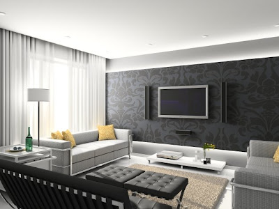 One Nice Living Room Concept