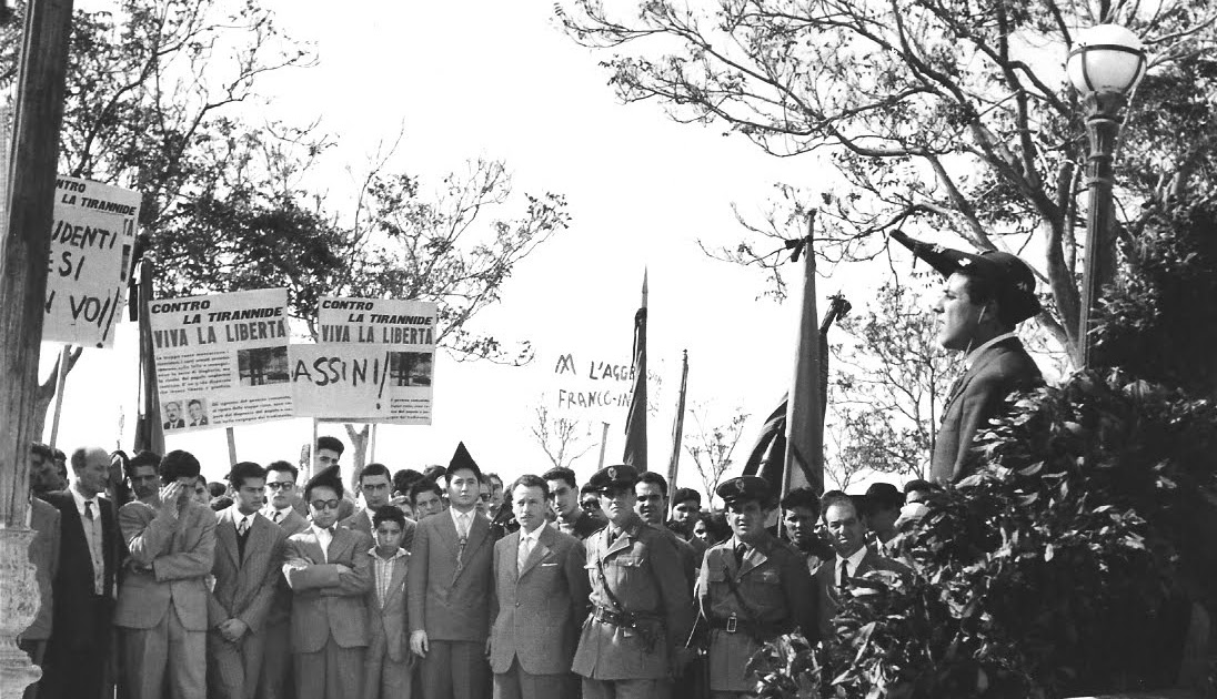 Mazara forever Rivoluzione ungherese