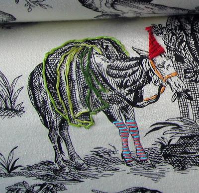 mule cushion